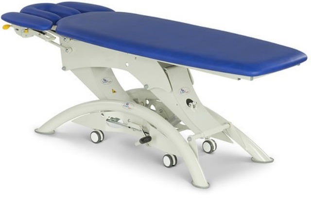 Массажный стол Lojer 105E 4-х секционный