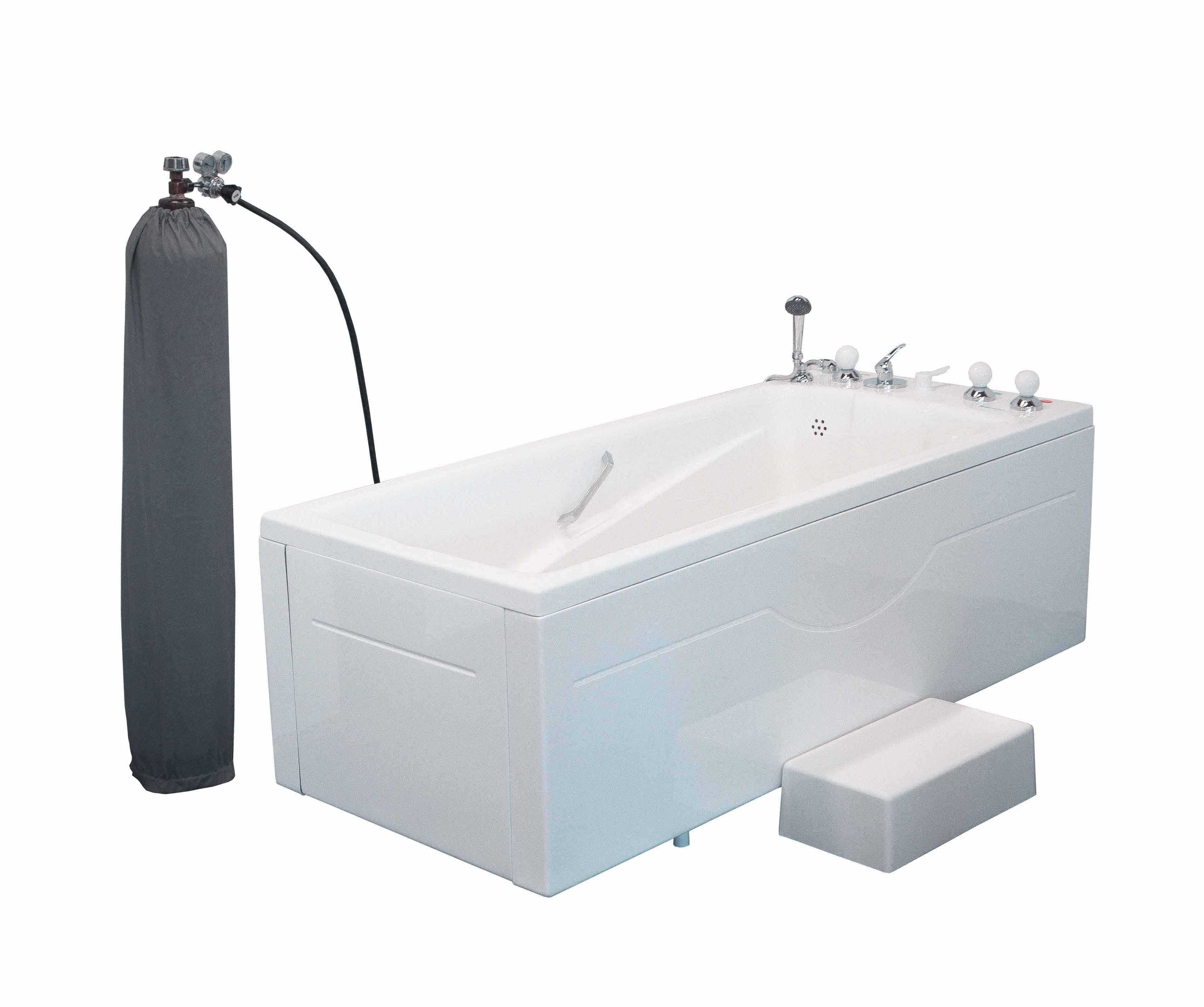 Водолечебная ванна «Оккервиль» со встроенным сатуратором
