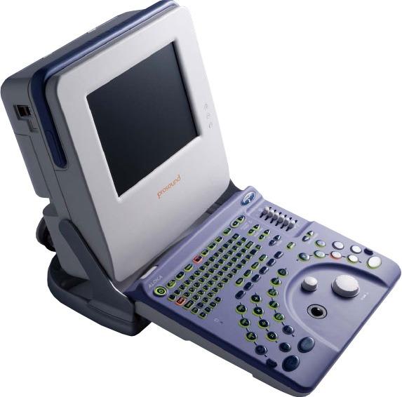 Ультразвуковой сканер Aloka Prosound 2