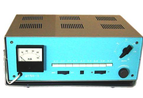 Аппарат для лечения диадинамическими токами ТОНУС-1 ДТ-50-3