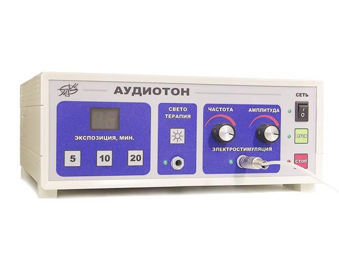 Аппарат АУДИОТОН - отологический комплекс