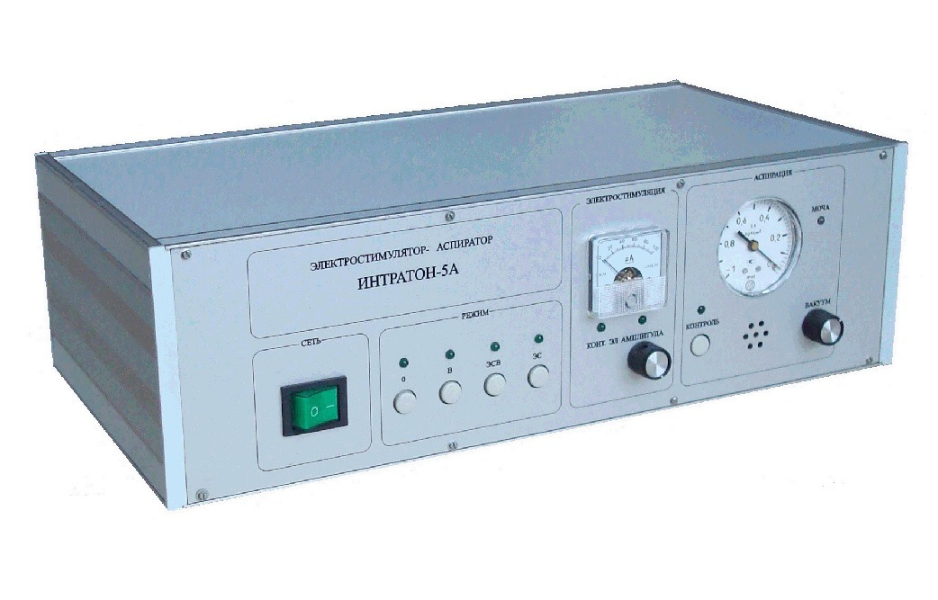 Электростимулятор-аспиратор Интратон-5А