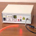 Аппарат лазерной терапии «ЛАСТ-02»