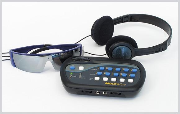 Прибор аудиовизуальной стимуляции Mind's Eye Theta Technologies