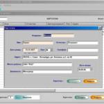 """Программа """"Слух"""" для создания базы данных пациентов"""