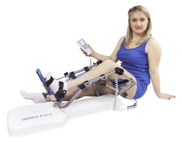 Тренажер для реабилитации коленного и тазобедренного суставов модель Flex 01