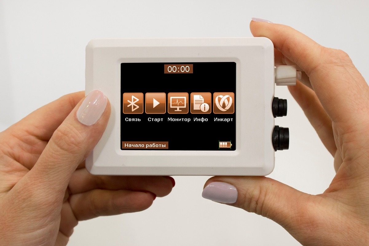 Суточный монитор артериального давления (СМАД) Кардиотехника-07-АД-1