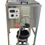 Котел для подготовки лечебной грязи на 80 литров ГК-1-80