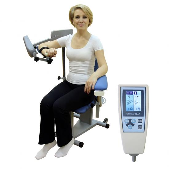 Тренажер для реабилитации плечевого сустава Flex 04