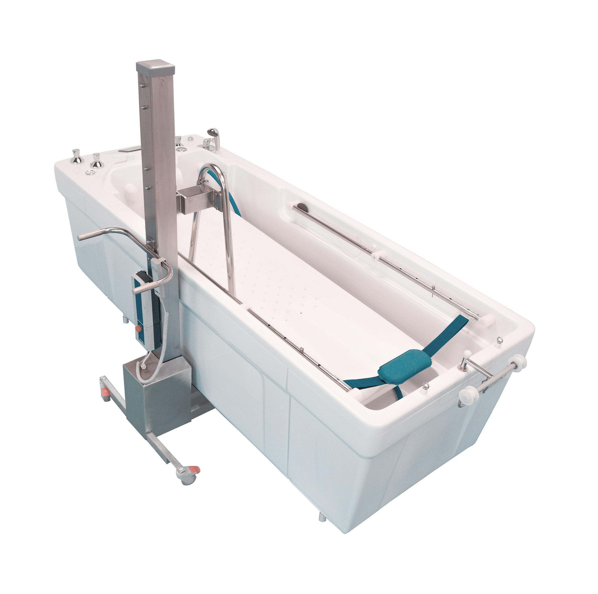 Комплекс подводного вытяжения позвоночника Атланта (электронная система)