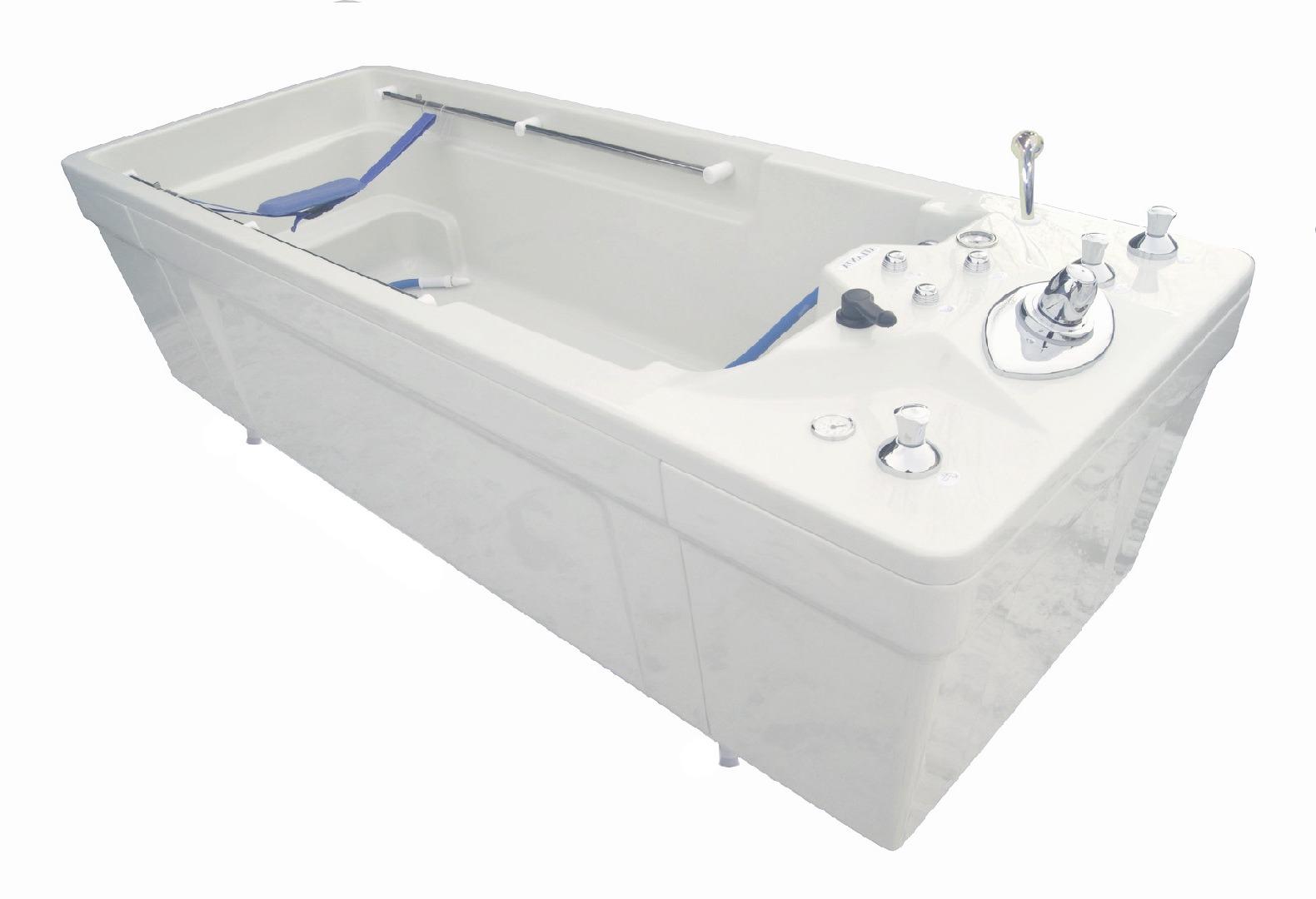 Ванна ATLANTA для подводного душа-массажа