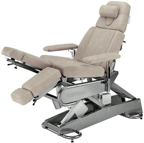 Косметологическое педикюрное кресло АФРОДИТА с электроприводом