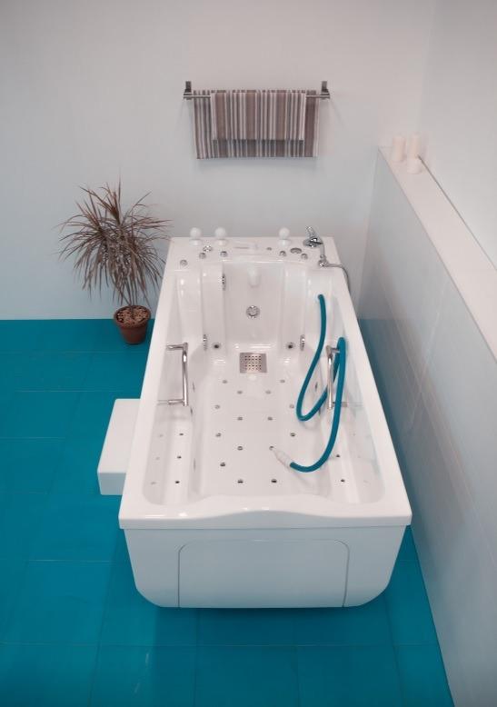 """Ванна для подводного душа-массажа """"Ладога"""""""