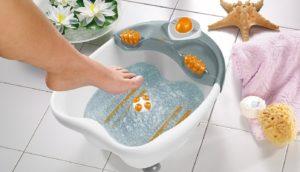 Купить гидромассажную ванну для ног