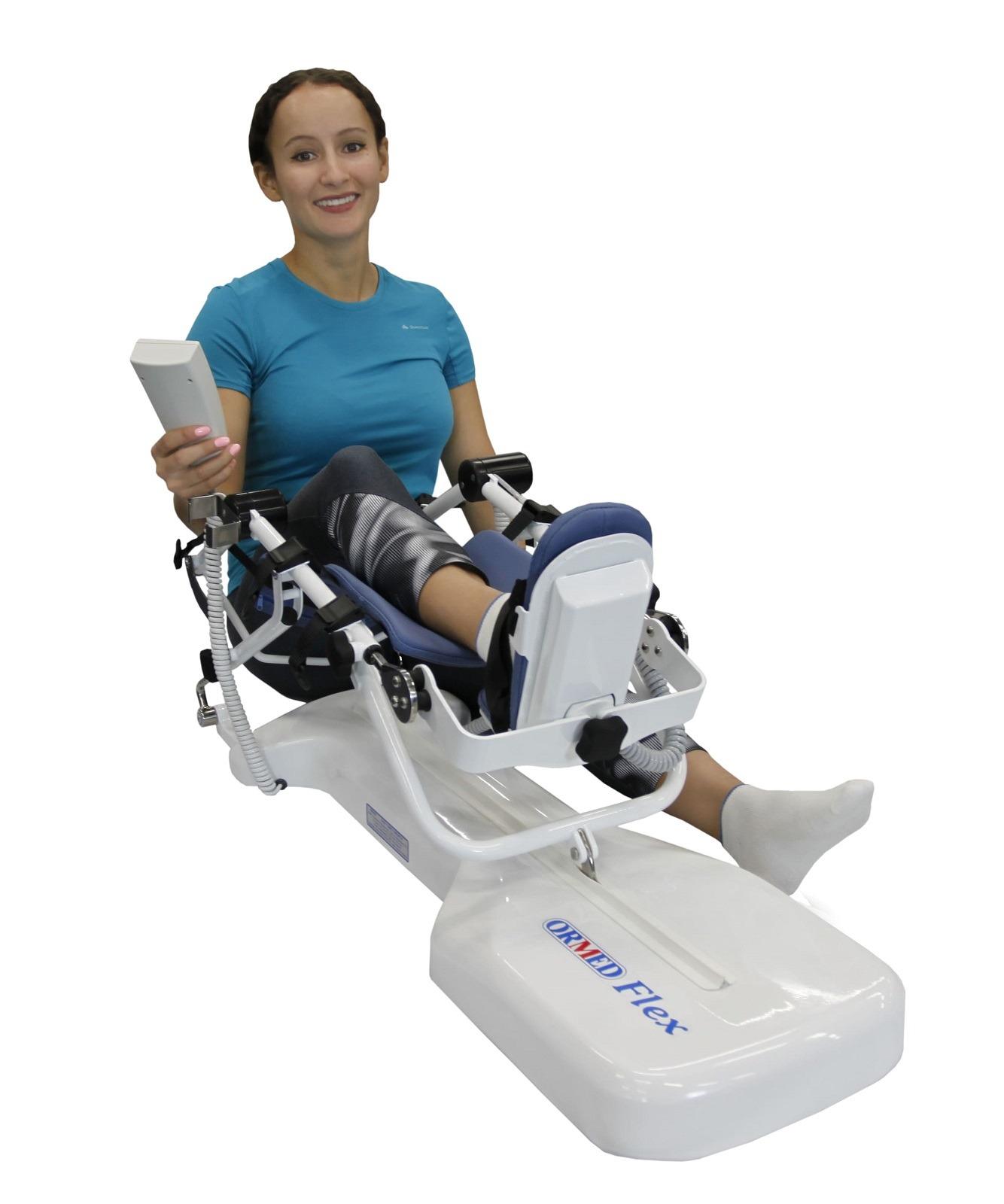 Аппарат для роботизированной механотерапии нижних конечностей FLEX - F01 ACTIVE