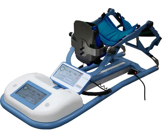 Аппарат для разработки коленного и тазобедренного сустава ОРТОРЕНТ К Пассив-Актив