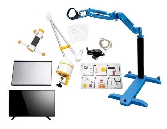 Система для активной реабилитации верхних конечностей и развития мелкой моторики