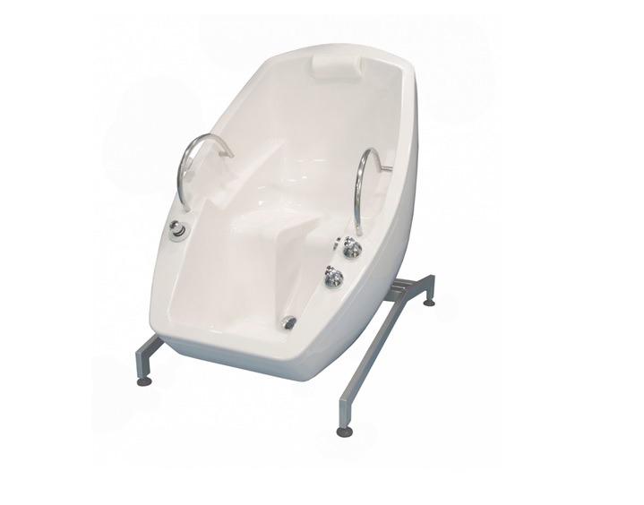 Ванна бальнеологическая «НЕМАН» для маломобильных пациентов
