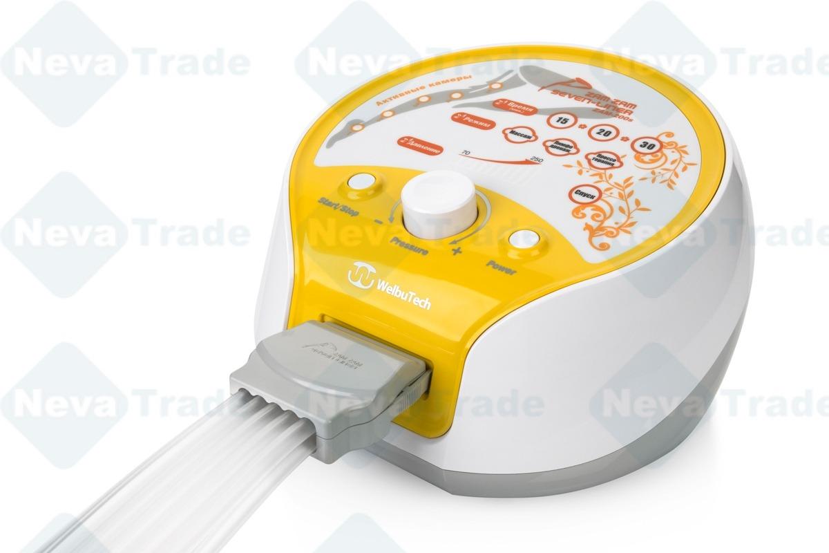 Аппарат для прессотерапии и лимфодренажа Seven Liner ZAM-200S